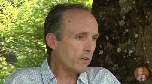 Bernard Clavière (capture d'écran)