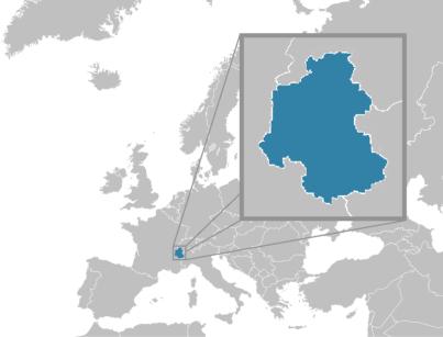 Savoie en Europe