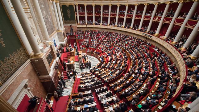 Hémicycle de l'Assemblée