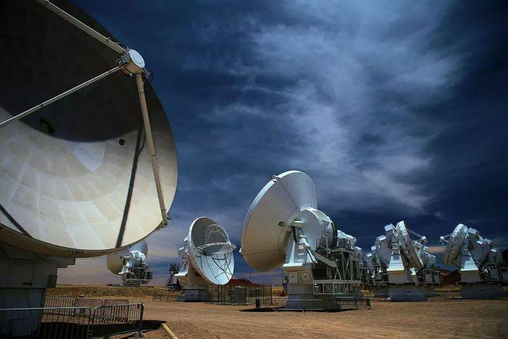 ALMA - ESO - Antennes - Alain Maury