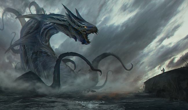 Leviathan by ramsesmelendeze