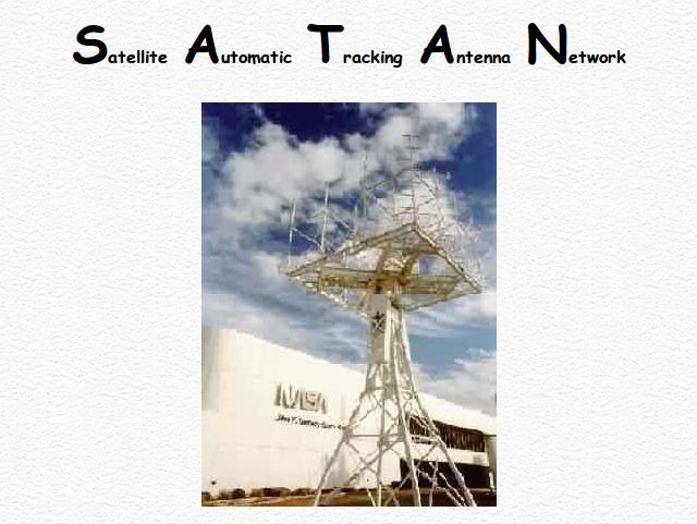 SATAN - Satellite Automatic Tracking Antenna Network