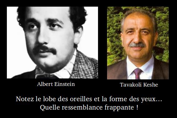 Einstein vs Keshe