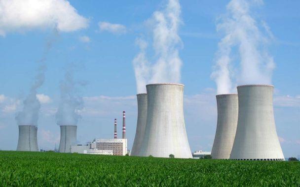Centrale nucleaire (Areva)