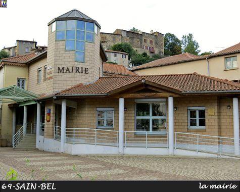 Mairie de Sain-Bel