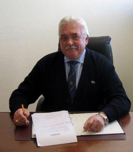 Jean-Bernard Dufourd, maire de Naujac 2