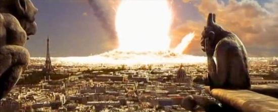 L'anéantissement de Paris dans les prophéties