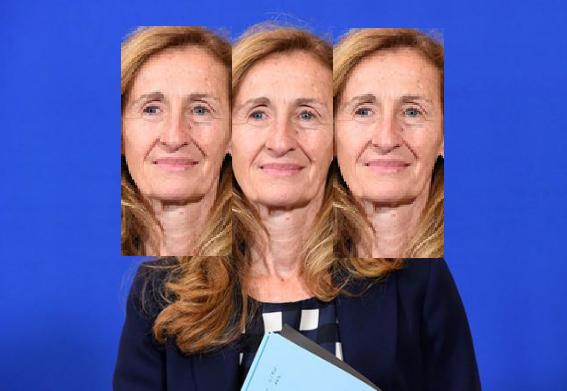 Nicole Belloubet (trois têtes !)