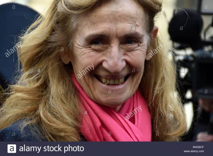Nicole Belloubet (voyez-vous une femme ? 8)