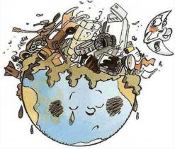 Pollution de la Terre (air, eau, terre)