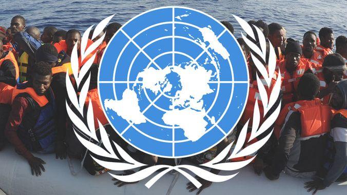 PACTE MONDIAL POUR LES MIGRATIONS DE L'ONU