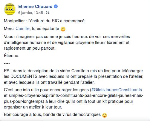 Étienne chouard