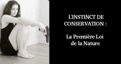 02. instinct de conservation