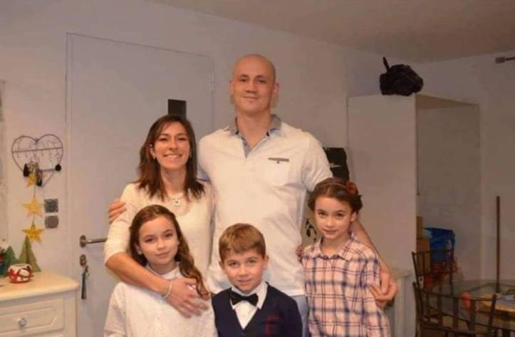 christophe dettinger en famille