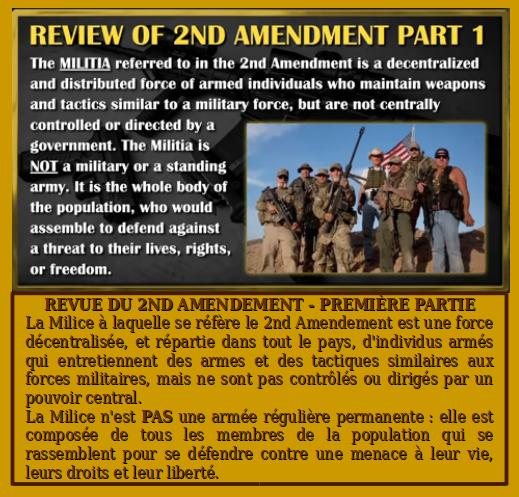 review of 2nd amendment