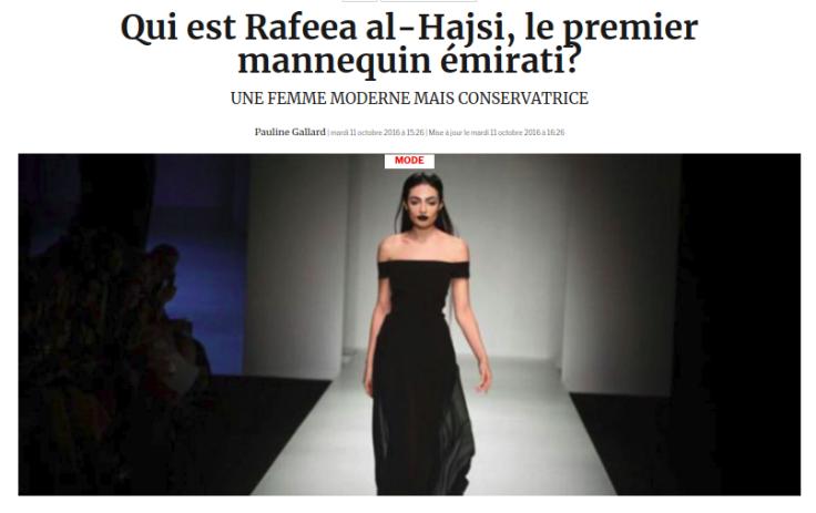 Qui est Rafeea al-Hajsi ?