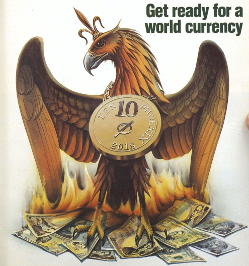 Get ready for a world currency