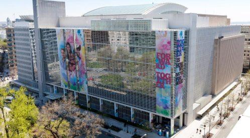 Quartiers généraux de la Banque Mondiale - Washington DC