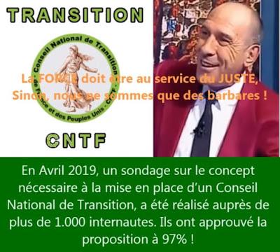 Transition CNTF