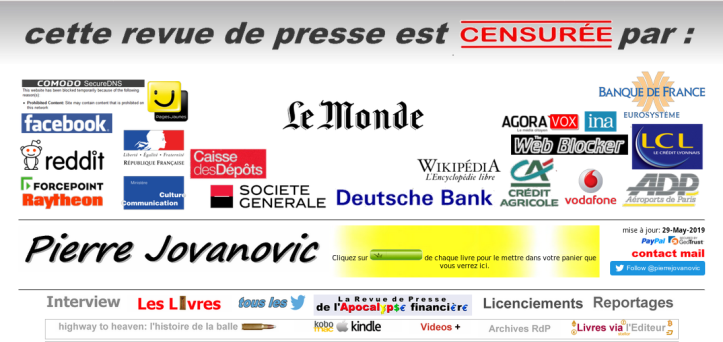 La Revue de Presse (Pierre Jovanovic)