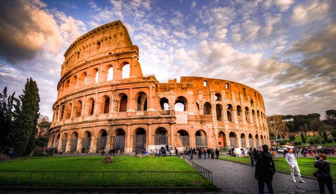 Le Colisée de Rome (e-suchi.fr)