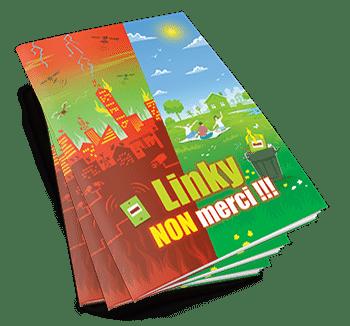 Brochures Linky Non Merci