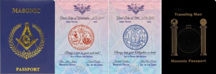 Passports masonniques