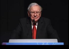 2. Warren Buffet