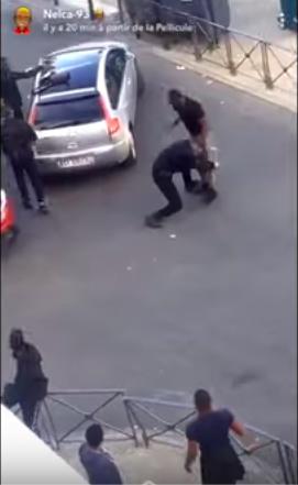 Racaille policière