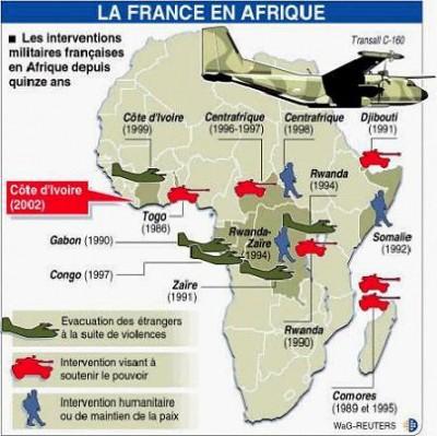 Le «Dossier noir» de l'armée française en Afrique