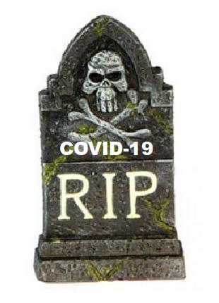COVID-19 - R.I.P.