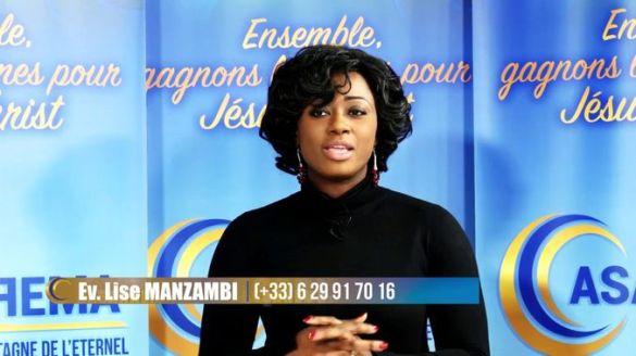 EV. LISE MANZAMBI