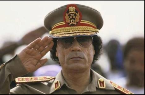 Mouamar Kadhafi 2