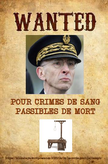 Wanted Didier Lallemant - pour crimes de sang