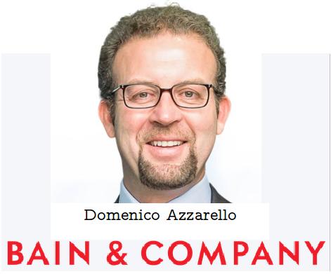 Domenico Azzarello + Bain & Co