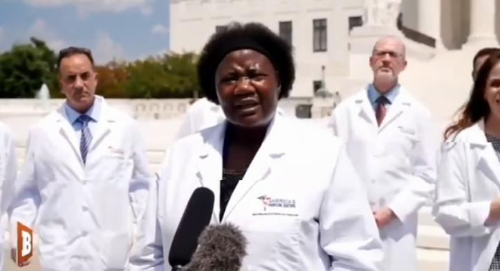 American doctors speak on Covid misinformation