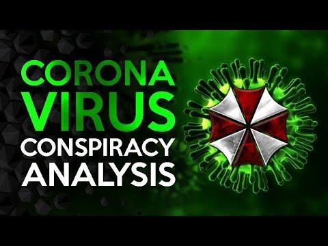 Covid-19 - Analyse de la Conspiration