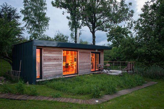Habitat léger en Franche-Comté