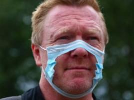 Mouvement anti-masque
