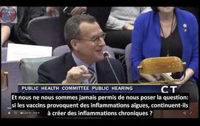 Comité de santé publique - audition publique