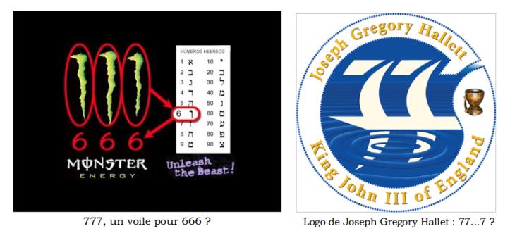 666-777 monster + JGH