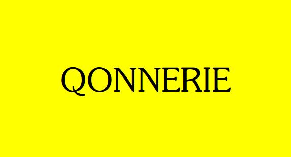Qonnerie